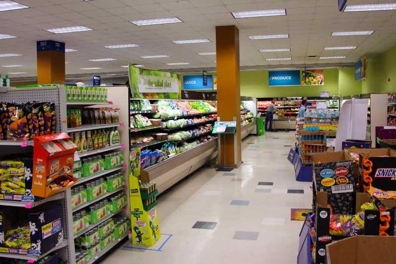 Orlando Florida Navy Exchange - Food