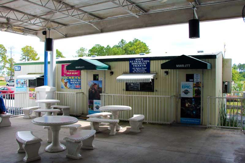 Orlando Florida Navy MWR - ITT