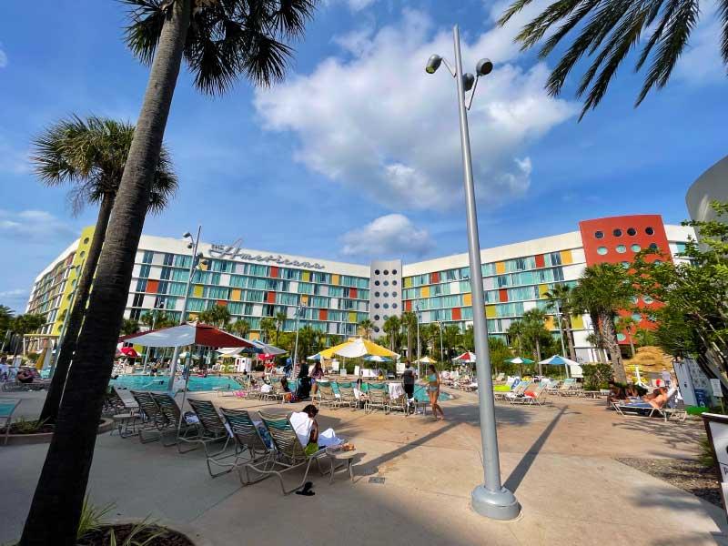 Cabana Bay Beach Resort at Universal Orlando Resort