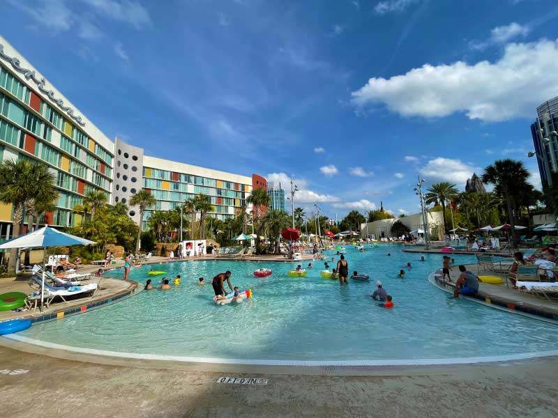 Universal Orlando Resort Cabana Bay Beach Resort