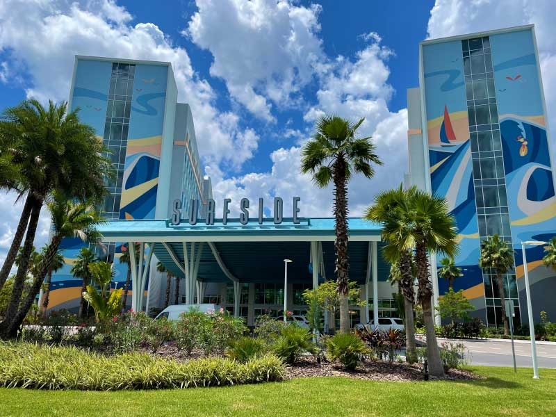 Universal Orlando Resort The Endless Summer Resort – Surfside Inn and Suites