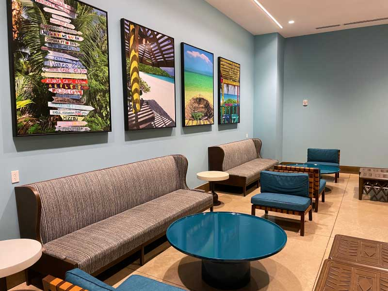 """<p>Travel Time in Minutes from The Sapphire Falls Resort to:</p> <table width=""""90%"""" border=""""1""""> <tbody> <tr> <td></td> <td align=""""center"""">Walking</td> <td align=""""center"""">Shuttle Bus</td> <td align=""""center"""">Water Taxi</td> </tr> <tr> <td>Universal Studios</td> <td align=""""center"""">25-30</td> <td align=""""center"""">15-20</td> <td align=""""center"""">6-10</td> </tr> <tr> <td>CityWalk</td> <td align=""""center"""">15-20</td> <td align=""""center"""">15-20</td> <td align=""""center"""">6-10</td> </tr> <tr> <td>Islands of Adventure</td> <td align=""""center"""">15-20</td> <td align=""""center"""">15-20</td> <td align=""""center"""">6-10</td> </tr> <tr> <td>Volcano Bay</td> <td align=""""center"""">5-10</td> <td align=""""center"""">10-15</td> <td align=""""center"""">N/A</td> </tr> </tbody> </table>"""
